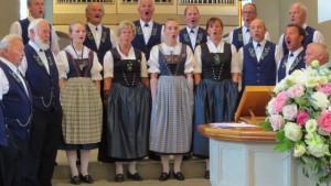 Kirchenkonzert Kilchberg 6.9.2015